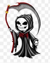santa muerte transpa png