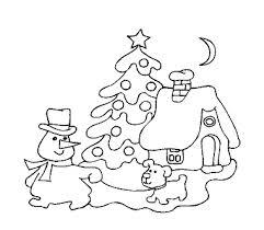 Kerst Kleurplaten Voor Peuters En Kleuters