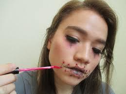 sfx makeup for last minute halloween