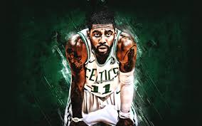 kyrie irving logo wallpapers top free