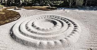 how to make a japanese rock garden zen