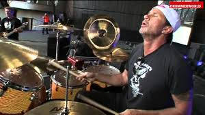 Chad Smith: Warming Up and Soundcheck - YouTube