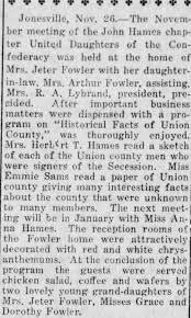 Addie White meeting at her home - Newspapers.com