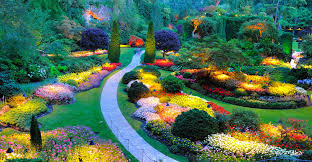 the butchart gardens one of the best