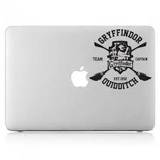 Harry Potter Hufflepuff House Logo Laptop Macbook Vinyl Decal Sticker