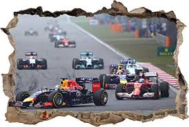 Formula 1 F1 Race Cars Smashed Wall Deca Buy Online In Guernsey At Desertcart