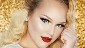 vine glam prom makeup tutorial