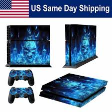 Skin Sticker Cover For Ps4 Playstation 4 Console Controller Decal For Sale Online Ebay