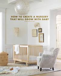 nursery that will grow with baby