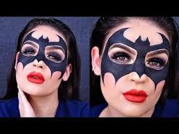 batman mask makeup you