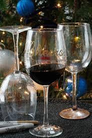 diy wine glasses using sharpies