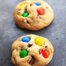 pretzel m m cookies recipe she wears
