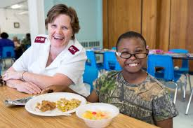 The Salvation Army USA Blog - Good Food and a Helping Hand Sustain Many  through Hurricane Matthew