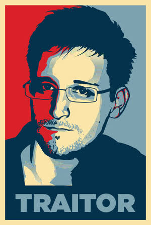 """Image result for edward snowden traitor"""""""