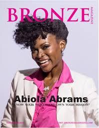Nov 2015 issue by Bronze Magazine - issuu