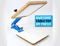 diy screen printing kit cool sh t you