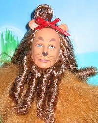 wizard of oz cowardly lion ken doll