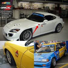 Suitable For Advan Racing Sticker Decal Advan Triangle Sign Car Stickers Modified Car Decals
