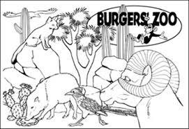Kleurplaten Burgers Zoo In Arnhem