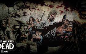 zombies ic the walking dead