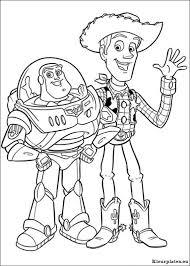 Toy Story 3 Kleurplaat 453131 Kleurplaat