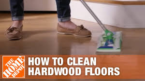 how to clean hardwood floors hardwood