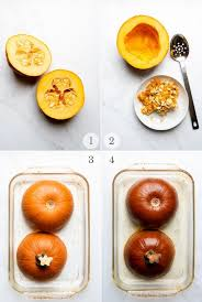 pumpkin puree an easy homemade recipe