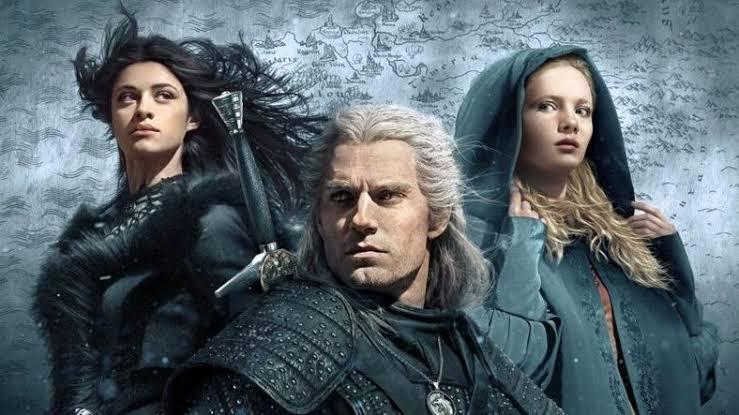 Netflix выпускает новый плакат для серии Ведьмак