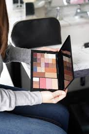 custom pro palette from mary kay the