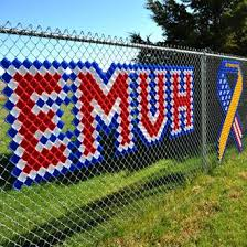 Emvh Fence Fence Weaving Fence Art Chain Link Fence