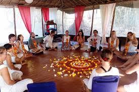yoga teacher in india