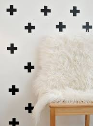 Swiss Cross Plus Sign 2 5 Wall Decal Stickers Set Of 24 Swiss Cross Wall Decals Wall Decal Sticker