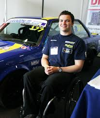 Racing driver Aaron Morgan appointed as ambassador for The Mobility  Roadshow | Basingstoke Gazette
