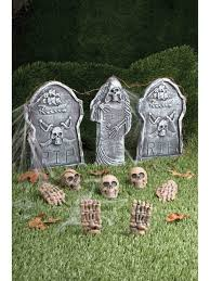 12 Piece Cemetery Decoration Kit Halloween Decorations For 2019 Wholesale Halloween Costumes