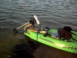 setup my cobra trolling motor kayak