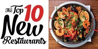 Westchester's Top 10 New Restaurants