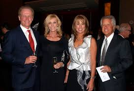 Jim and Joan Hammer, from left, Janelle Collard and Bill Wells. (Courtesy)  | Las Vegas Review-Journal