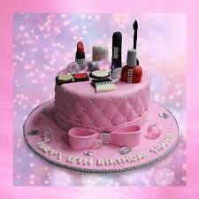 makeup cake picture of bakery treatz