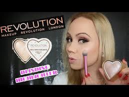 makeup revolution dess of faith