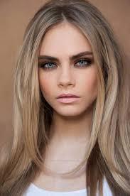 makeup grey eyes blonde hair saubhaya