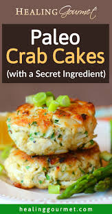 How to Make Paleo Crab Cakes (with a ...