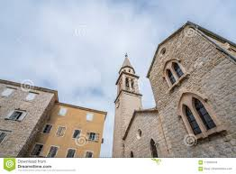 Church Of St Ivan Bell Tower Stock Photo - Image of bishop, faith: 115540418