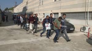 Elazığ'da PKK-KCK Operasyonu, 11 Şüpheli Adliyeye Sevk Edildi ...