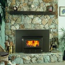 fireplace inserts drolet escape 1400