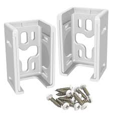 Veranda Vinyl Fence Bracket Kit 2 Pack 73013798 The Home Depot