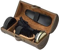 egb 5 piece luxurious shoe shine