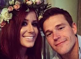 chelsea houska is married see the