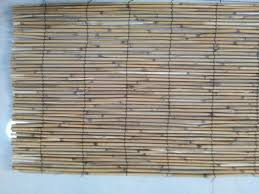 Natural Unpeeled Reed Fencing Rolls Reed Screening With Plastic Coated Wire Or Nylon Rope Manufacturers And Suppliers Factory Price Tianjin Art Trade