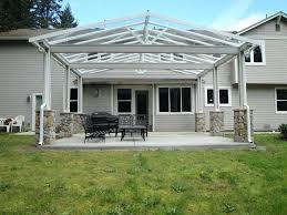 roof patio cover plans evantbyrne gable
