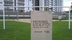 Resultado de imagem para praça eucaliptos porto alegre